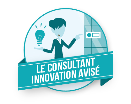 Le consultant innovation avisé